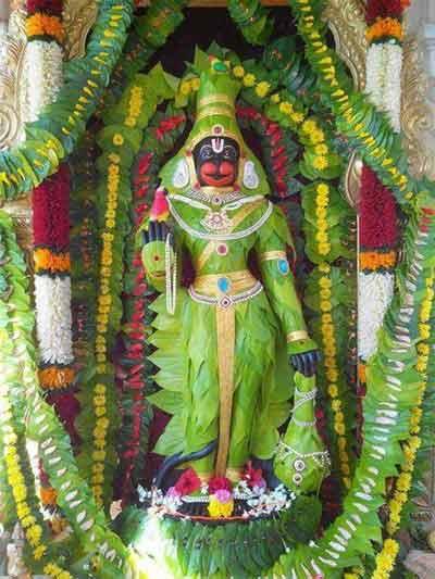 Hanuman Jayanthi in Andhra Pradesh and Telangana in 2020