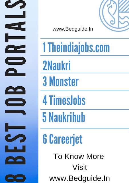 8 Best Jobs Portals You Must Check out (India)