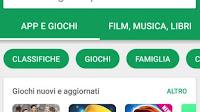 Attivare il gruppo famiglia su Play Store per condividere app e film comprati