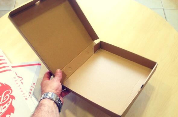 cajas para comida rapida pizzas