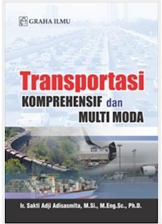 Jual Transportasi Komprehensif dan Multi Moda - DISTRIBUTOR BUKU YOGYA | Tokopedia:
