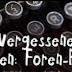 Vergessene Helden: Foren-RPGs