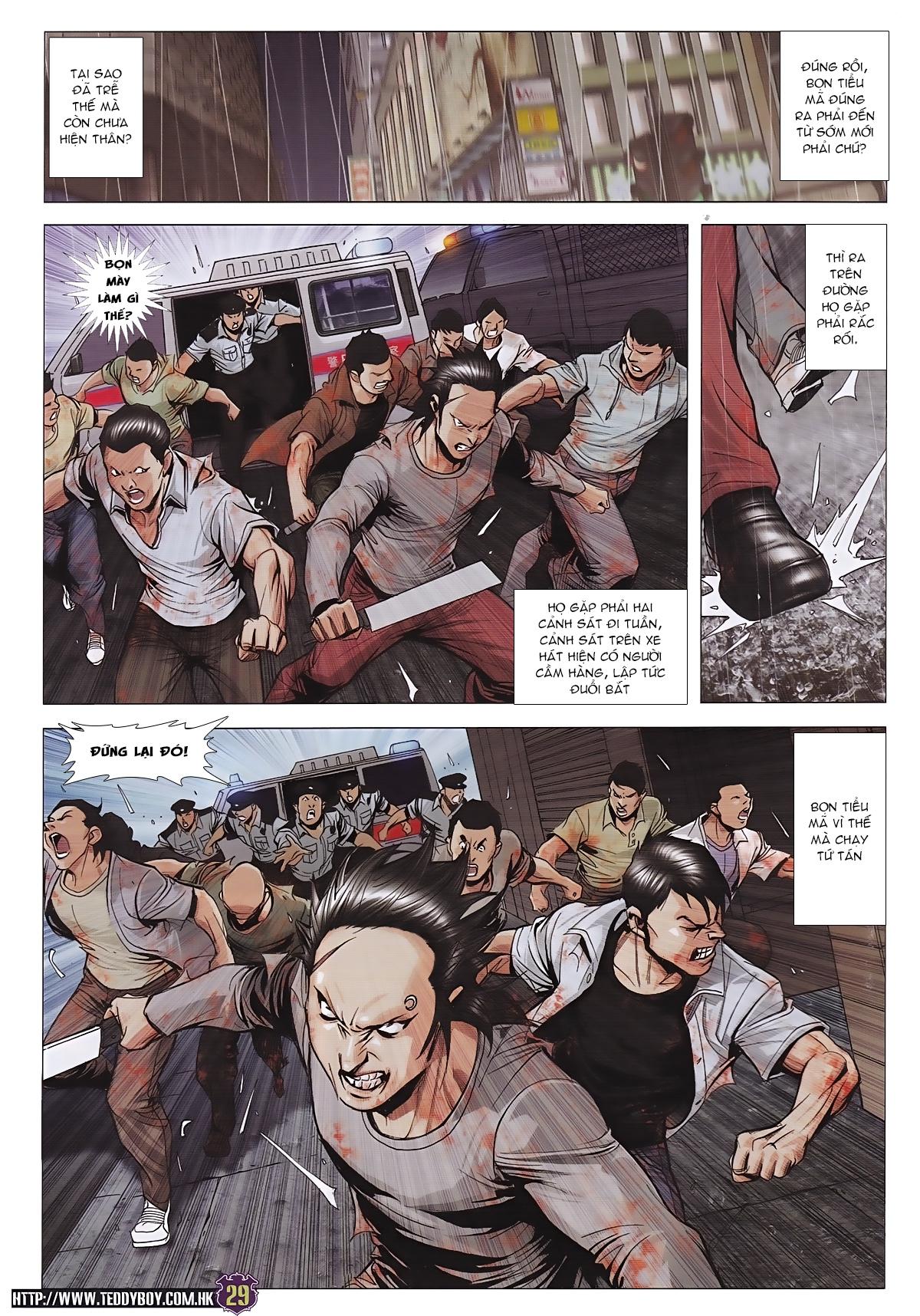Người Trong Giang Hồ chapter 1960: long ảnh tung hoành trang 25