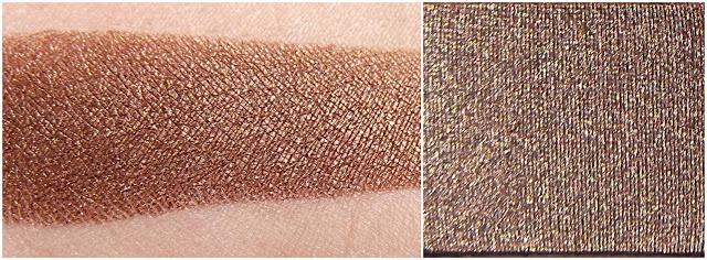 TOO FACED eyeshadow swatche : Haute Chocolate