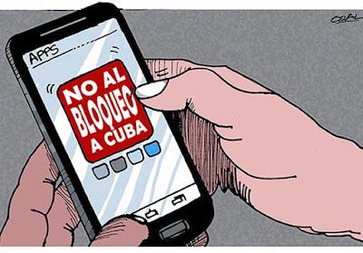 Jornada contra el bloqueo a Cuba