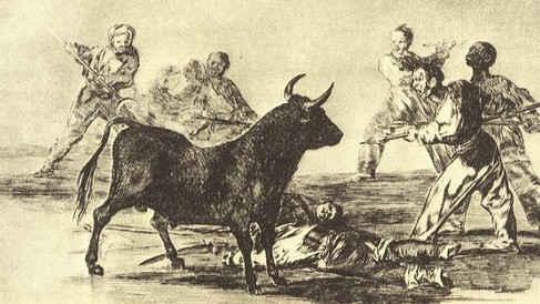 Historia de la tauromaquia