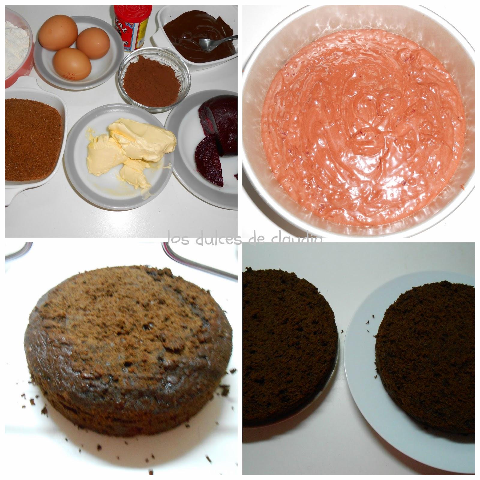 torta de remolacha