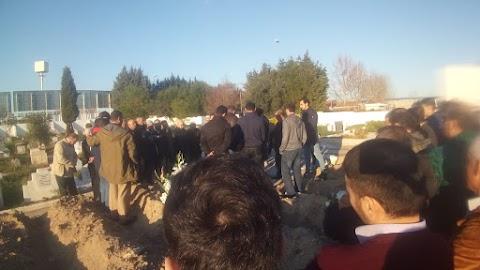 Tanah Perkuburan Muslim di Madrid