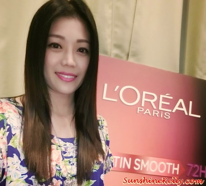 L'Oreal Paris Keratin Smooth 72H Haircare Range, L'Oreal Paris Malaysia, The Power of Treatments with L'Oreal Paris Pampering Session , L'Oreal Paris, Pampering Session, Power of Treatments