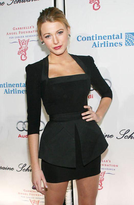 Lindos vestidos de moda | Vestidos Blake Lively