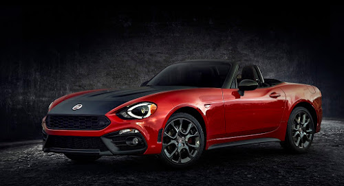 North American Fiat 124 Spider Elaborazione Abarth