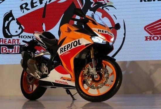 Harga Honda CBR250RR Repsol Edition Terbaru di Indonesia