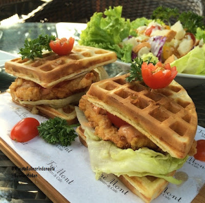 Waffle Sandwich Medan | Wisata Kuliner Medan