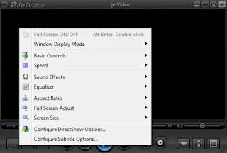 تنزيل برنامج jetVideo لتشغيل الفيديوهات والصوتيات