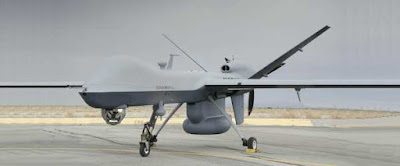 First Private Unmanned Aerial Vehicle
