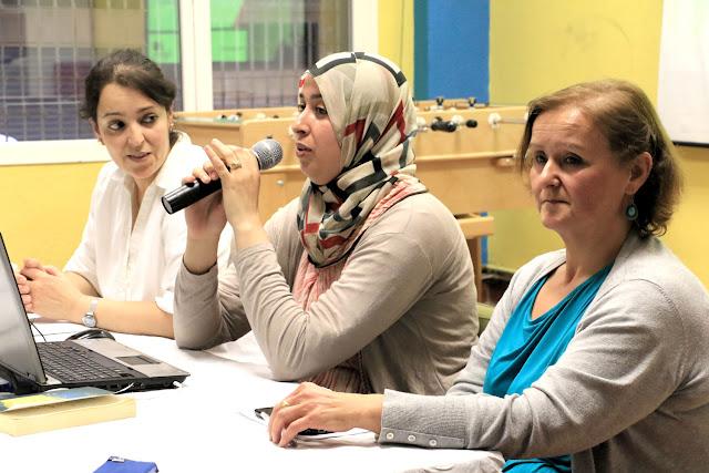 Las mujeres musulmanas explican su experiencia en el ramadán