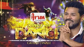 Kings Of Dance Grand Finale 18-09-2016 Vijay TV