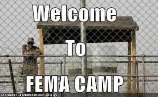 Risultati immagini per campi FEMA