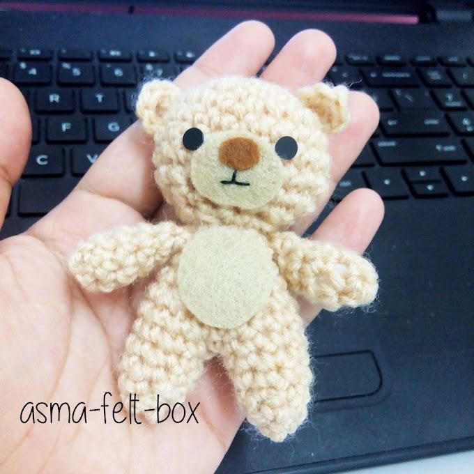 Bear Amigurumi