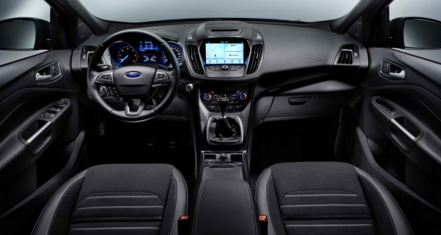 2017 Ford Kuga Price UK
