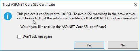 ASP.NET Core & Angular