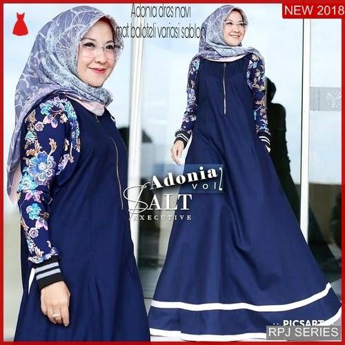 RPJ048D200 Model Dress Adonia Cantik Dress Wanita