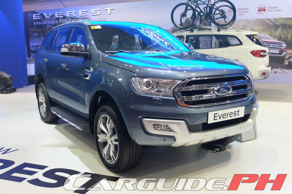 Ecosport 2017 Price Philippines >> New Ford Everest 2013 Philippines Reviews | Autos Post