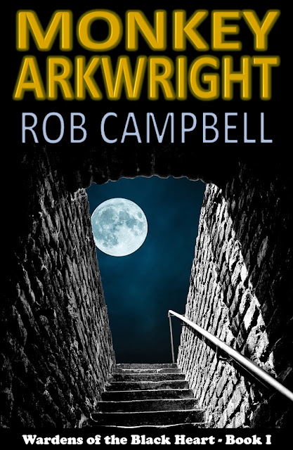 monkey-arkwright, rob-campbell, book