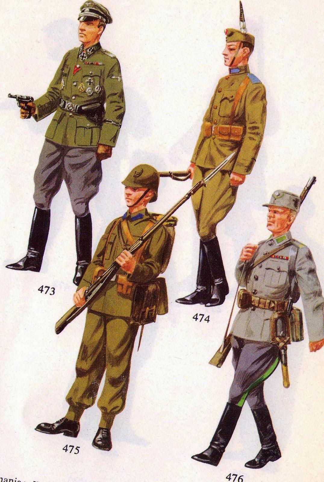 Preferenza uniformologia: marzo 2014 LA61
