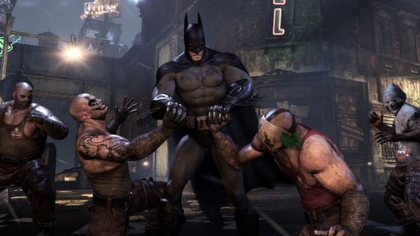 Batman Arkham City Game of the Year Edition PC Full Español