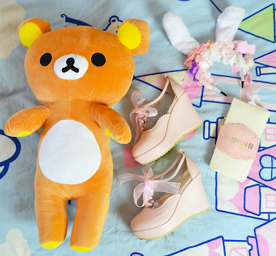 mintyfrills, kawaii, plushie, review,
