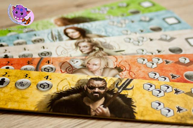 Jorvik gra planszowa od wydawnictwa Hobbity.eu