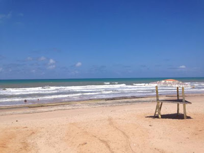 Corpo de jovem é encontrado na praia de Sítio de Conde