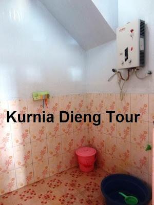 kamar mandi penginapan arjuna