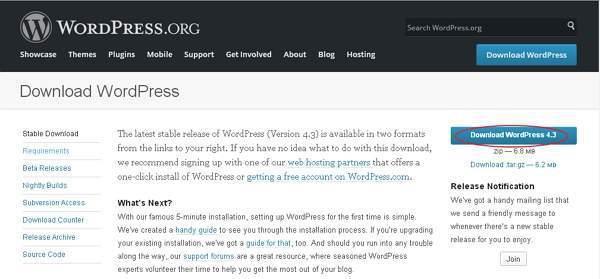 Audience-wordpress