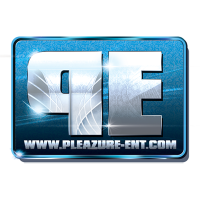 Pleazure Entertainment Logo Design