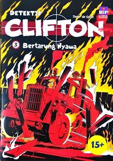 DETEKTIF CLIFTON 03: BERTARUNG NYAWA
