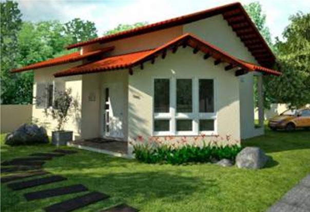 Desain rumah asri dan nyaman