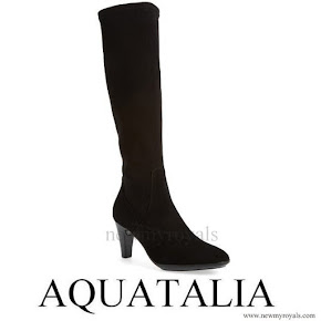 Kate Middleton Style AQUATALIA Damara Boot