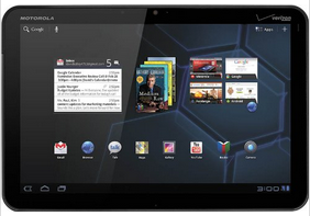 Motorola XOOM With Wi-Fi 32 GB - Android 3.0