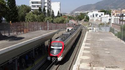 RENFE Cercanías Málaga, Civia
