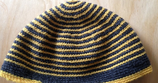 How to make a Nidd Valley Beanie