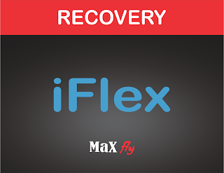 Recovery via Cabo RS232 Maxfly iFlex