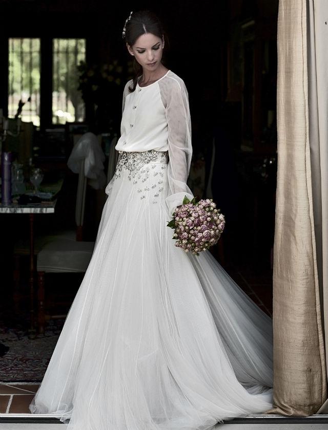 82470c7fb vestidos novia diseñadores