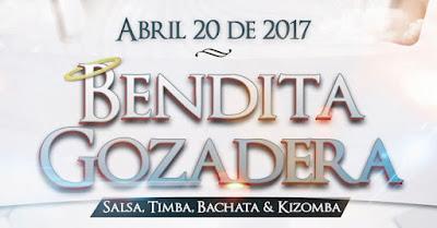 BENDITA GOZADERA BOGOTÁ (FIESTA)