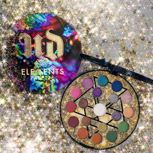 Urban Decay Elements Palette: Anteprima e Foto