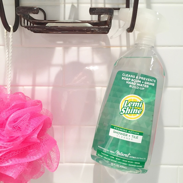 shower cleaner, tile cleaner, how to clean a shower, family cleaning, cleaning routine, family cleaning routine, all natural cleaning supplies