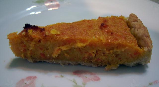 Tarta de Zanahoria. Receta