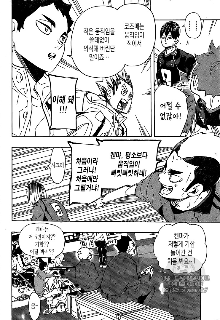 Haikyuu Spoilers & RAW Chapter 296 | Read Haikyuu!! Manga ...