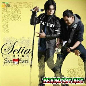 Setia Band - Satu Hati (2012) Album cover